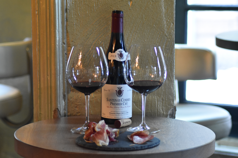 WijnSpijs, Bourgogne wijn iberico ham, salami, vleesplateau, charcuterieplateau, wijnspijs