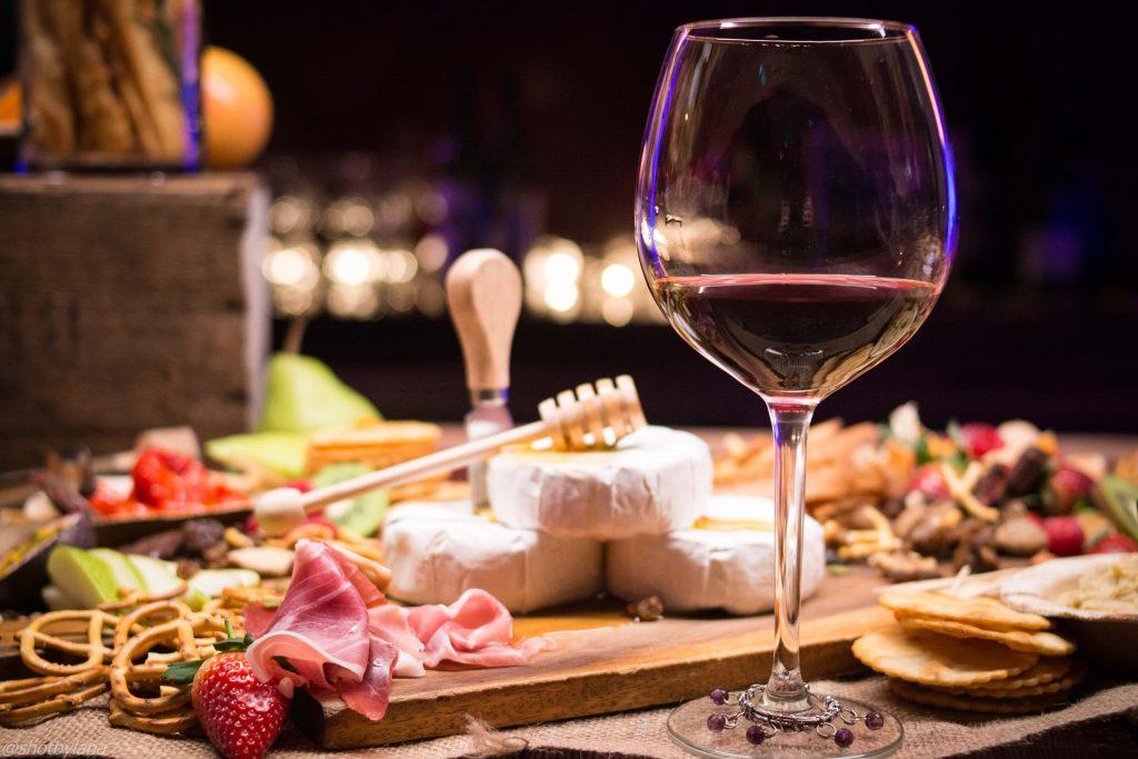 Wijn en Spijs bij Viqh aan Huis
