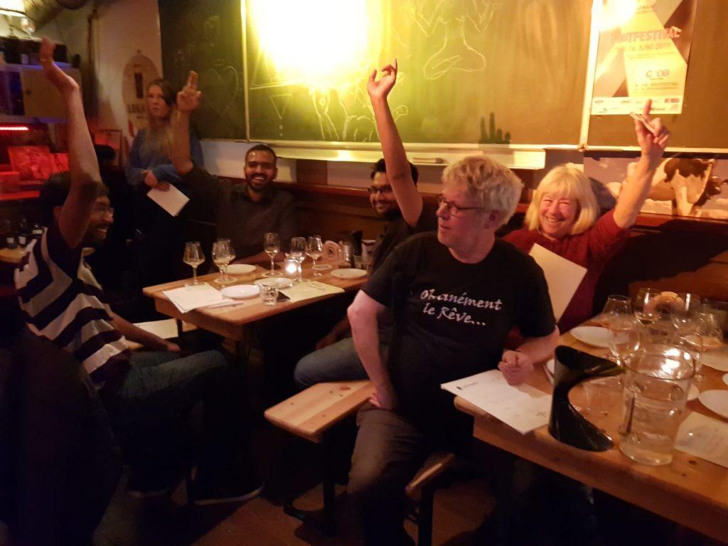 Jureren, Jury, Wijnproeverij, Bierproeverij, Wijn kaas proeverij, Proef, Haarlem, Wijn, Kaaskampanje
