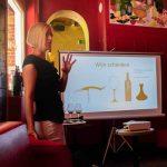 De wijncursus SDEN2 gegeven door register vinoloog Debby van Schie van Vinecole