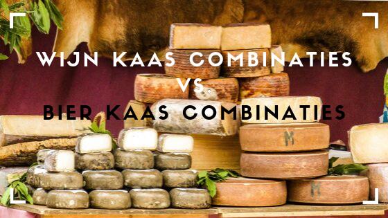 The Battle 2.0: wijn kaas combinaties tegen Bier kaas combinaties. VIQH aan Huis tegen Lokaal - Dutch Beer Bar. Wie gaat deze tweede editie winnen?