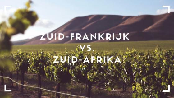 Tijdens de derde editie van VIQH's Online wijnproeverij zijn er twee verschillende wijnlanden die met elkaar de strijd aangaan. Zuid-Frankrijk neemt het in 3 rondes op tegen Zuid-Afrika. De uiteindelijke winnaar? Die bepaald u! Aanmelden doet u hier of bestel uw wijnbox