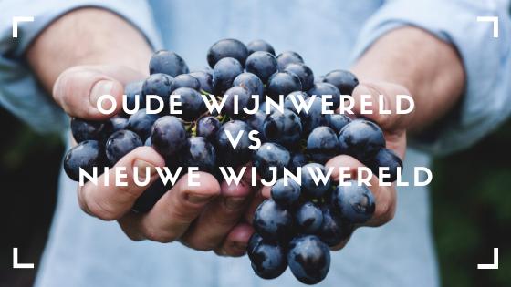 Oude wijnwereld en nieuwe wijnwereld het zijn begrippen die we veel horen maar wat is het nou eigenlijk en wat zijn de verschillen? U ontdekt het hier!
