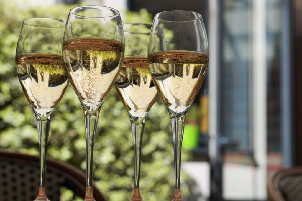 Mousserende wijnen mogen natuurlijk niet ontbreken in de wijnbox met favorieten van hannah
